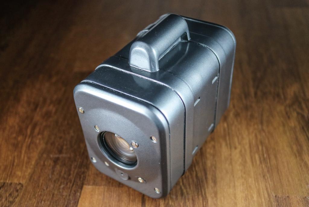 カメラの3Dプリント